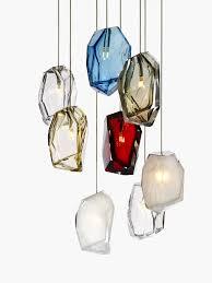 lighting design for italian blown glass pendant lights and decorative hand blown art glass pendant lights