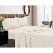 king bed set off white earthing grounding with 15 deep pocket fitted sheet large king flat sheet two king pillowcases
