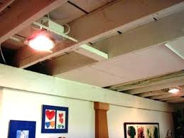 basement ceiling lighting ideas. Low Ceiling Lighting Basement Exposed Ideas L