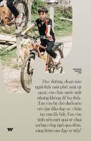Cậu bé dân tộc Vì Quyết Chiến đạp xe 100km xuống Hà Nội thăm em: