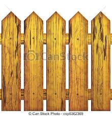 picket fence drawing. Seamless Picket Fence - Csp5362369 Drawing E