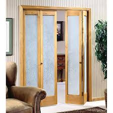 interior bifold closet doors marvelous interior doors with glass inserts in stunning home decoration idea with