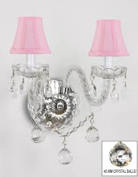 this magnificent wall sconce is all 100 crystal nothing is quite as elegant as the fine crystal wall sconces that gave sparkle to brilliant evenings at