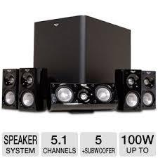 klipsch 5 1 surround sound. klipsch hd500 home theater speaker system 5 1 surround sound