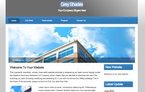 Free Dreamweaver Website Templates Interesting Free Dreamweaver Business Website Templates