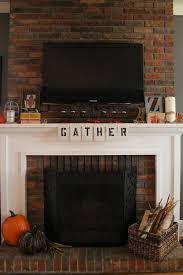 Brick Fireplace Mantel Brick Fireplace Mantel Ideas Mantel Ideas Unique Fireplaces