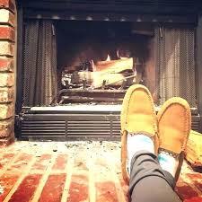 gas starter fireplace wood pipe burning grate