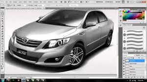 Toyota Corolla 2012 Virtual Tuning by Robertus Ariel - YouTube