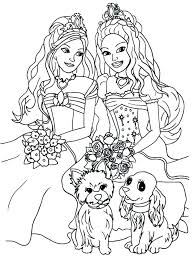 Barbie Coloring Pages That You Can Print Dr Schulz
