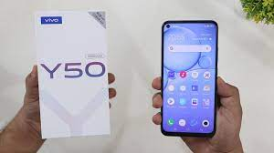 Vivo Y50 Unboxing And Review I Hindi - YouTube