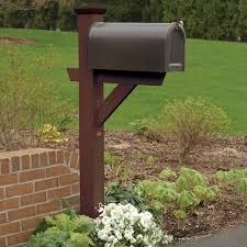 aluminum mailbox post. Aluminum Mailbox Post Design