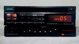 vintage pioneer deh am fm cd bp eq vintage pioneer deh 620 am fm cd bp 650 eq