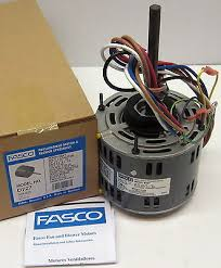 d727 fasco 1 3 hp 1075 rpm 115 v 3 speed furnace blower fan motor ebay Blower Motor Wiring Diagram d727 fasco 1 3 hp 1075 rpm 115 v 3 speed furnace blower fan motor