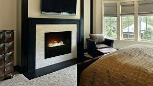 electric fireplace for bedroom small corner