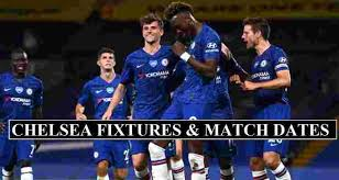 chelsea fixtures 2020 21 match dates