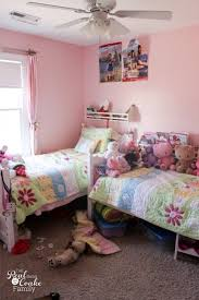 Girls Shared Room Bedroom Ideas 2
