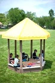 kidkraft sandbox with canopy canada big top wooden sand box replacement