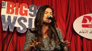 Lucy Hale Singing-