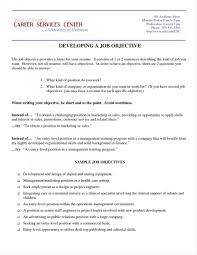 Objective For Resumes Objectives Retail Management Resume Samp Sevte