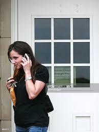 Arlington Heights High School speech teacher Melanie Willis talks on...  News Photo - Getty Images