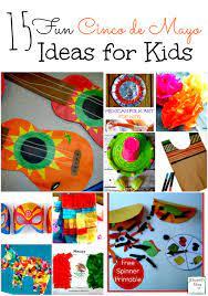 Fun Cinco de Mayo Ideas for Kids ...