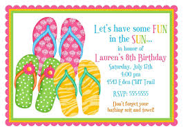 flip flop invitations flip flops summer pool party beach pool party invitations · flip flop invitations flip flops summer by littlebeaneboutique