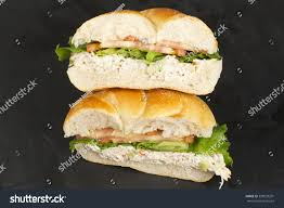 Bound Seafood Salad Sandwich Mayo On ...