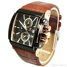 where to buy big face watches online where can i buy big face luxury men s complete calendar men watches luxury brand badace date big face clock male genuine leather