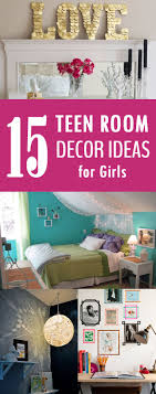 Room Decor For Teenage Girl 17 Best Ideas About Teen Room Designs On Pinterest Teen Wall