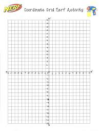Printable Graph Paper Worksheets Free Coordinate Axes Division Super