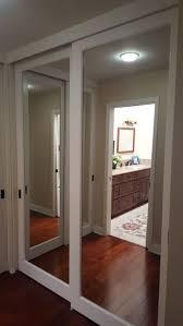 sliding mirror closet doors makeover. Captivating Mirrored Closet Door Home Depot Mirror Doors Sliding Makeover H
