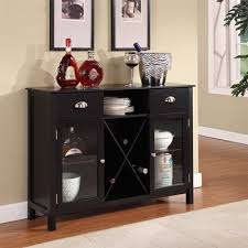 buffet server furniture. KB Furniture WR124 Buffet Server/Wine Rack Server O