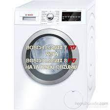 Bosch Çamaşır Makinesi E17 veya F17 Hata Kodu Çözümü - Hata Çözümü