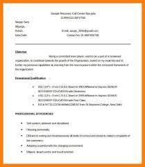 Sample Resume For Bpo Sample Resume Bpo Experience Resume Ixiplay