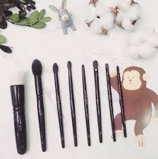 100 squirrel hair professional cosmetic makeup brushes for wayne goss