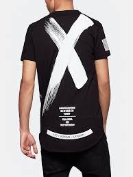 Tee Shirt Design Ideas print t shirt lang zwart