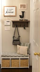 How To Build A Coat Rack Shelf Magnificent Mudroom Gallery Wall DIY Coat Rack Shelf Frugal Homemaker DIY