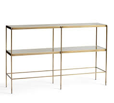 brass console table. Brass Console Table R