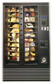 Hat Vending Machine New 48 Sandwiches February 48