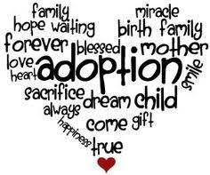 Adoption Inspiration on Pinterest | Adoption, Adoption Quotes and ...