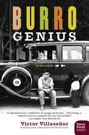burro genius a memoir victor villasenor  burro genius a memoir victor villasenor 9780060526139 com books