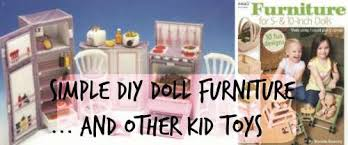 make your own dollhouse furniture. diy barbie doll furniture kids toys and large simple to do make your own dollhouse y