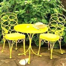 yellow patio furniture. Yellow Patio Furniture Luxury For Home Decor Ideas With Wood . L