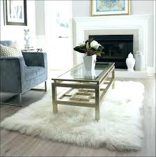 incredible faux fur rug white x5978737 gray faux fur rug awesome faux fur rug white full