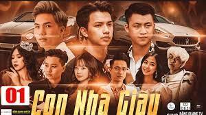 Con Nhà Giàu - Tập 1   Kiều Trang, Việt Hoàng   Phim Hành Động Xã Hội Đen  Việt Nam Mới Nhất 2019 - YouTube