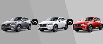 Mazda Cx 3 Sport Vs Touring Vs Grand Touring Hall Mazda