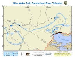 Cumberland River Charts Kentucky Department Of Fish Wildlife Cumberland River