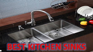 Best Kitchen Sinks 2017 Top 5 Best Stainless Steel Sinks  YouTubeBest Stainless Kitchen Sinks