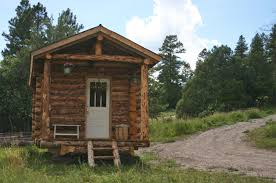 Small Picture Tiny Log Cabin by Jalopy Cabins