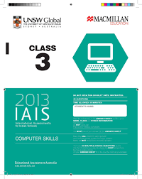 buy iais question paper computer skills class book buy iais question paper computer skills 3 2013 class 3 book online at low prices in iais question paper computer skills 3 2013 class 3